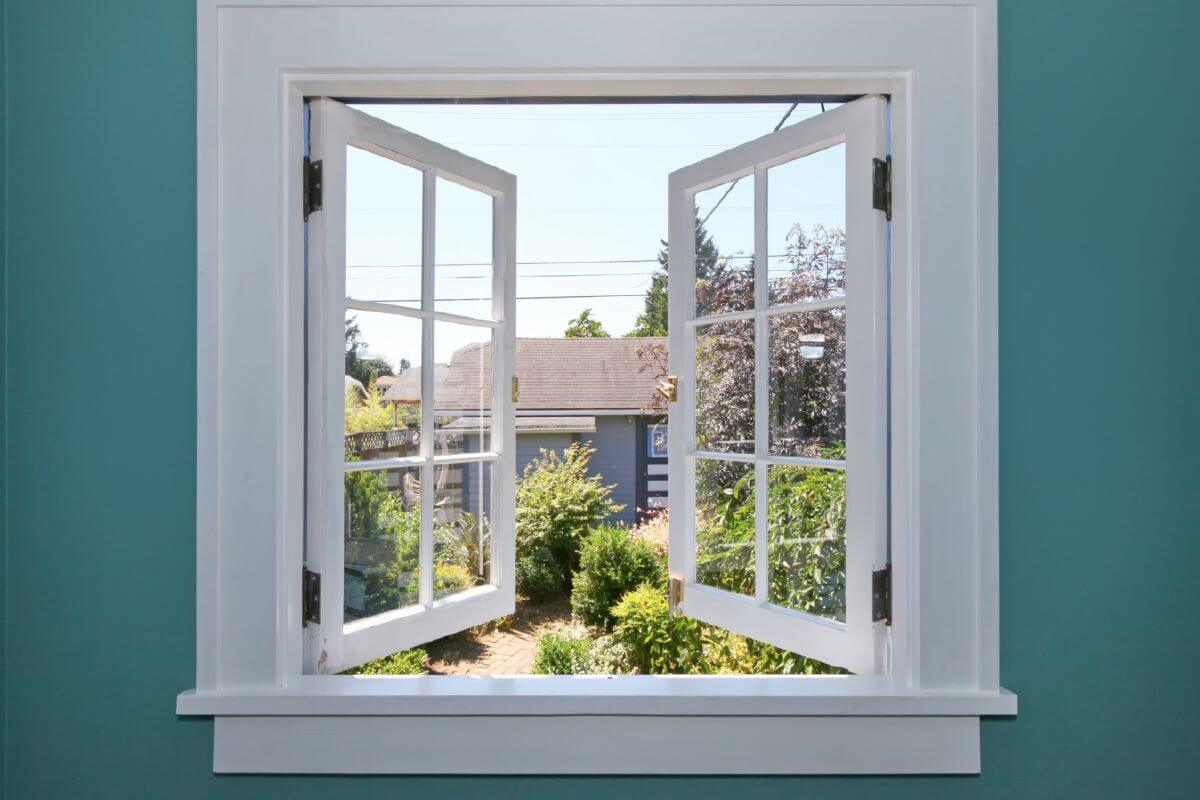 Aluminium Window Casement Rutland
